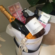 Hat box Hamper Luxurious