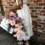 Bag of blooms – Pink tones